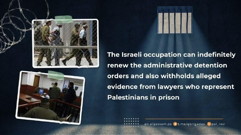 PALESTINIAN PRISONERS LAUNCH HUNGER STRIKE