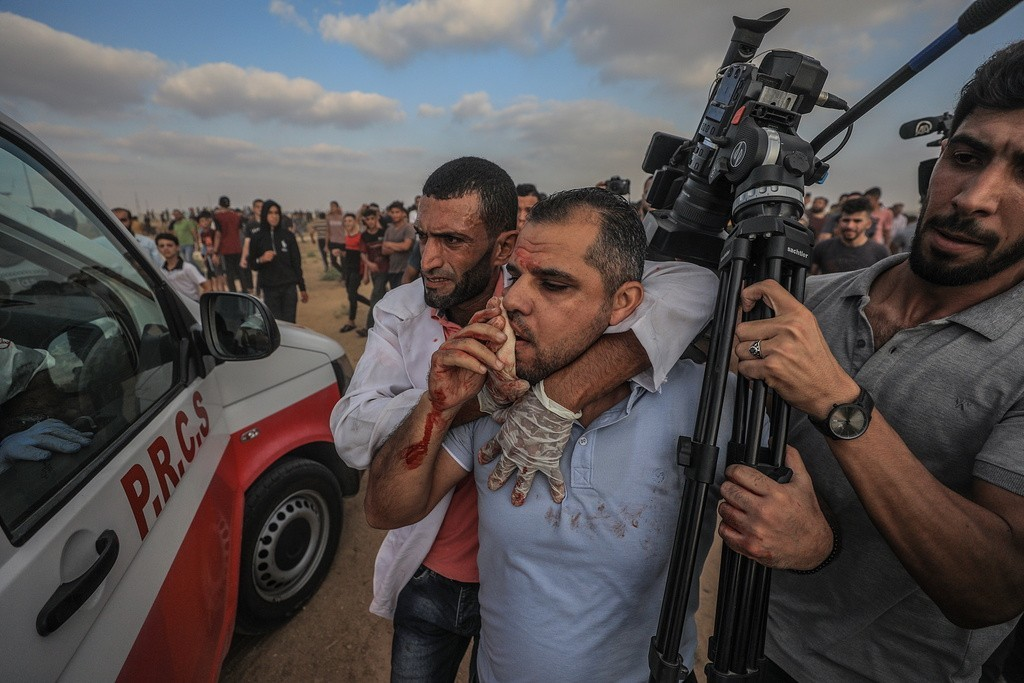 Anniversary of a 1969 arson attack at Jerusalem's Al-Aqsa